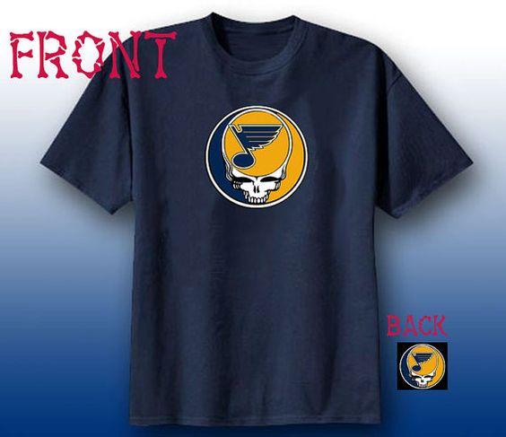 Grateful Dead style Steal Your Blues Lot T-shirt Dead Head Shakedown Street on Etsy, $15.99