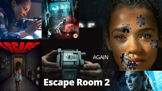 Escape Room 2 MOVIE in 2020 | Psychological movies, 2 movie, What if movie