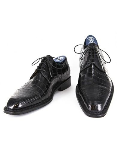 Sutor Mantellassi Black Shoes – Size: 7 US / 6 UK. Click here for more Sutor Mantellassi Men's Italian Shoes http://www.shopthefinest.com/nsearch.aspx?Category=shoes&refine=y&page=1&Brand=Sutor+Mantellassi from ShopTheFinest.com