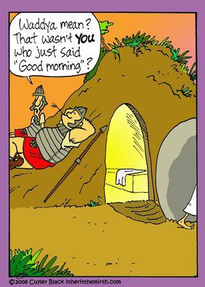 Inherit the Mirth Comic Strip, April 21, 2014 on GoComics.com