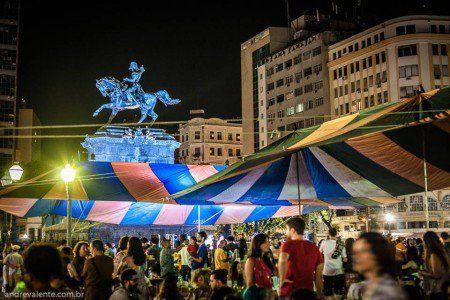 Ocupação Tiradentes Cultural homenageia os 100 anos de samba