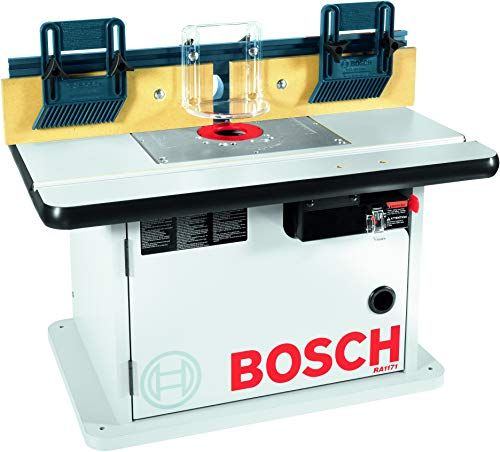 Bosch Cabinet Style Router Table Ra1171 Bosch In 2020 Best Router Table Router Table Router Table Reviews