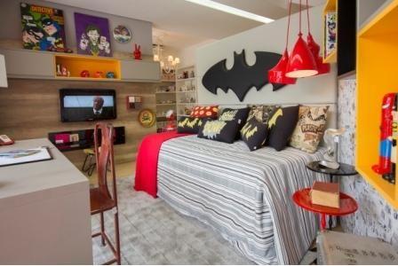 Veja o que é tendência na decoração do quarto da criançada! - Veja mais em: http://www.vilamulher.com.br/decoracao/decoracao-e-design/quartos-de-crianca-tendencias-para-a-garotada-643453.html?pinterest-destaque