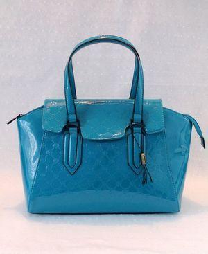 Bolsa Queens Azul Turquesa. Para dar um novo estilo ao seu dia-a-dia!