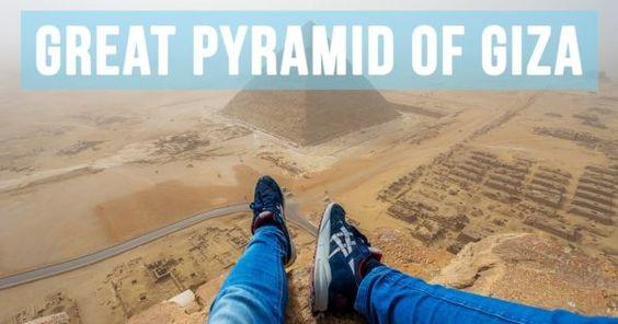 Der 18-jährige Andrej Ciesielski aus München hat die Touristen-Attraktion im ägyptischen Gizeh einfach mal selbst erklommen. 146 Meter hoch, alles auf Stufen. Vermutlich nicht wirklich legal, dafür aber auch erstaunlich einfach – zumindest, wenn man daheim vor dem Rechner sitzt und sich nach nicht einmal zwei Minuten die beeindruckende Aussicht anschaut! Die komplette Story gibt [ ]