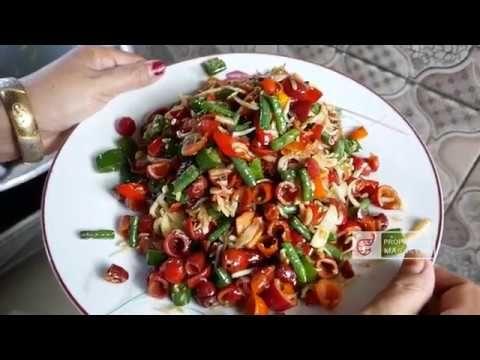 Resep Membuat Oseng Kulit Melinjo Plus Teri Terbaru Youtube Sayuran