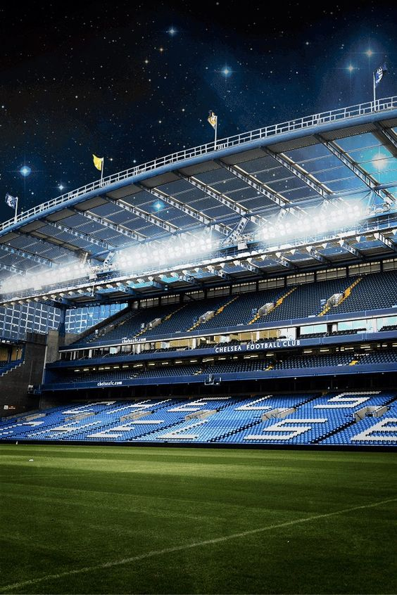 Home of Chelsea, definitely a place for me to go.