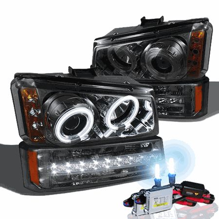 Chevy silverado Projectors and Chevy on Pinterest