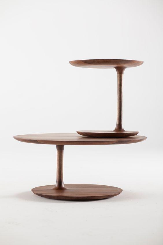Bloop coffee tables on Behance