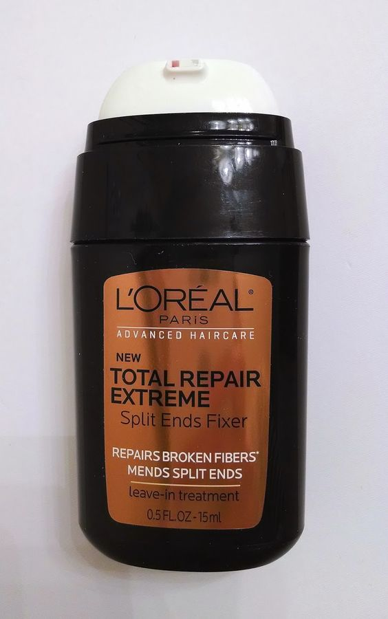 L'Oreal Total Repair Extreme Split Ends Fixer Review | The Budget Beauty Blog