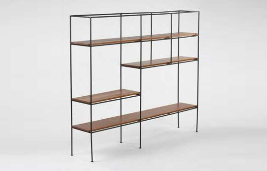 bookcase partition / muriel coleman, 1952.: