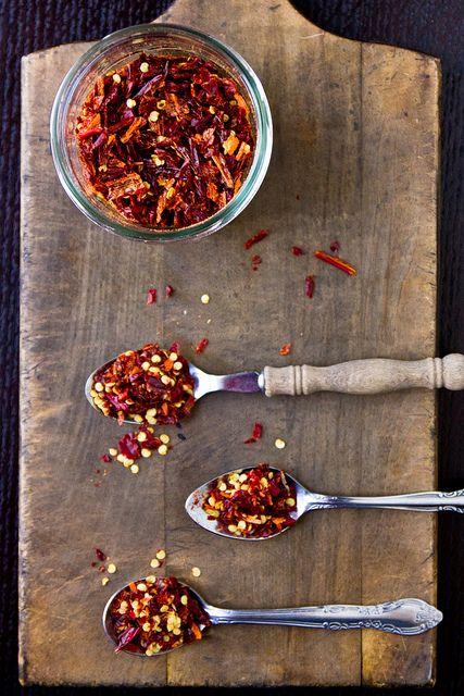 DIY Crushed Red Pepper