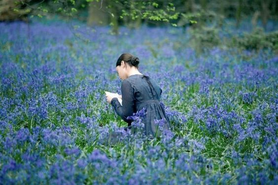 Bright Star (2009)  The drama based on the three-year romance between 19th century poet John Keats and Fanny Brawne
