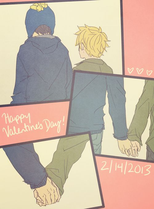 Happy early Valentine's day to you guys <3