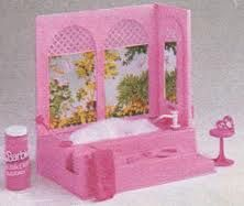 Barbie Bath and yes, it came with bubbles
