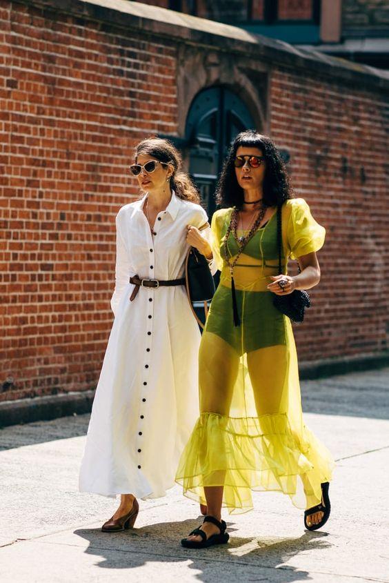 New York Fashion Week Street Style Spring 2019 | POPSUGAR Fashion