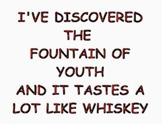 Whiskey lullaby.