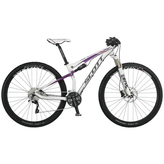 Scott Contessa Spark 900 Womens Mountain Bike 2013 - Full Suspension MTB