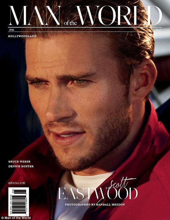 Good balance: With three movies on the way this year, Scott is destined for stardom. Still, he insists: 'There's more to me than acting. I d...