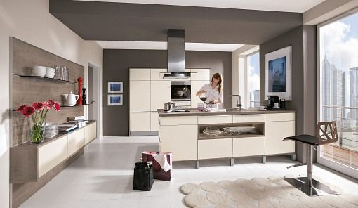 8 best Küche images on Pinterest Contemporary unit kitchens - hochglanz küche putzen