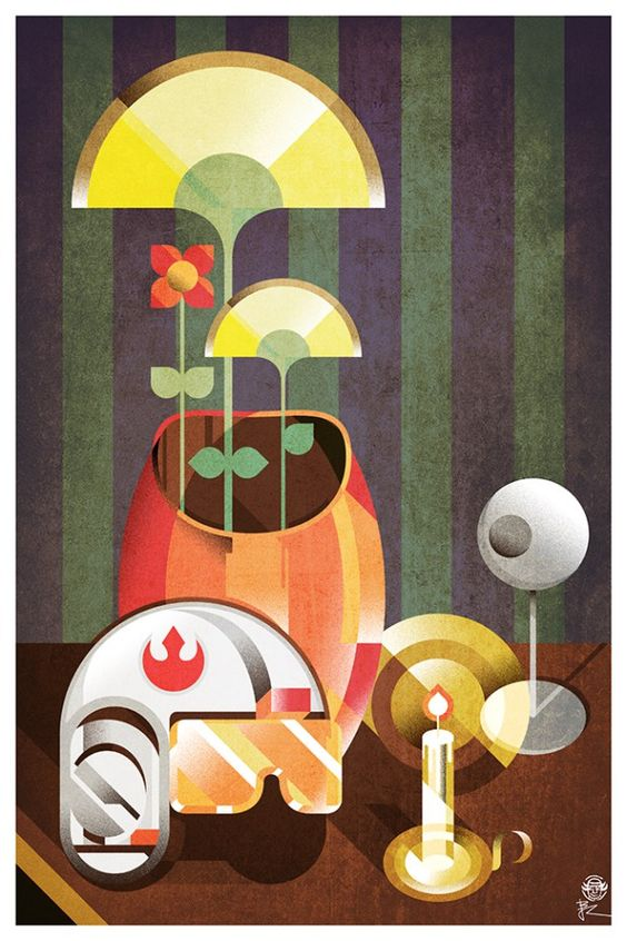 StarWars ! (nature morte by JB Roux)