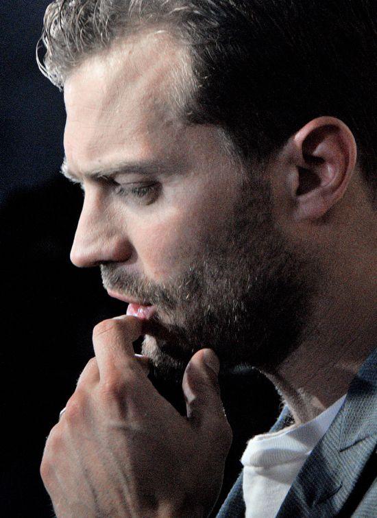 """""""Jamie Dornan - Anthopoid Premiere in London (August 30). """""""