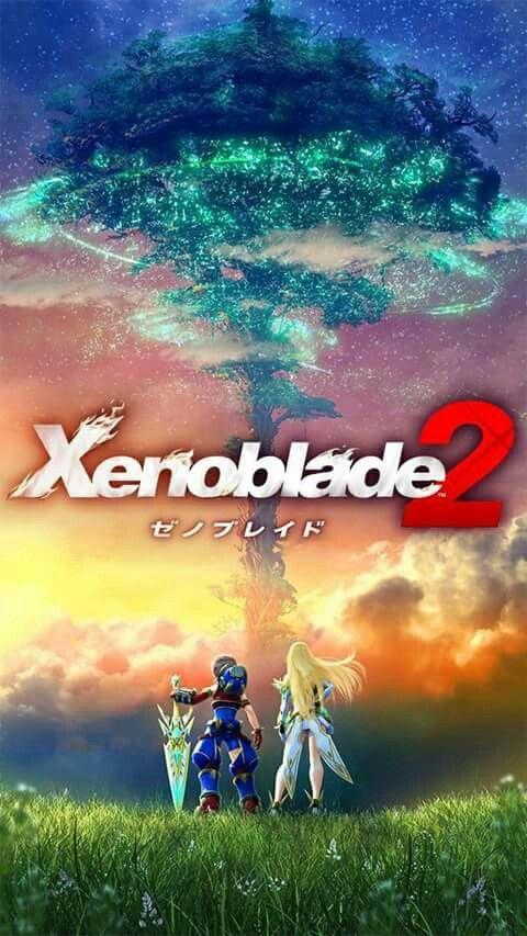Pin De Xenoclaw En Xenoblade Chronicles X 2 Videojuegos