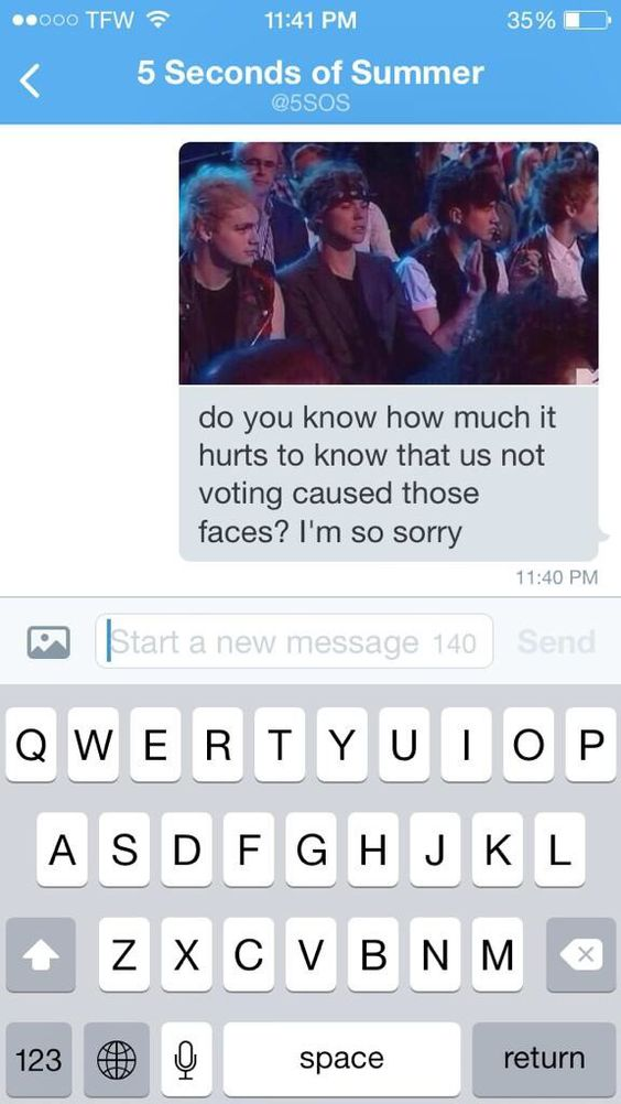 I really am sorry boys<<we all are <<< sorry...