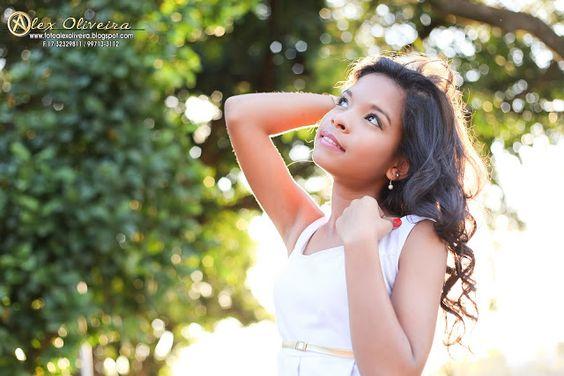 Foto Alex Oliveira: Ensaio Laura 15 anos