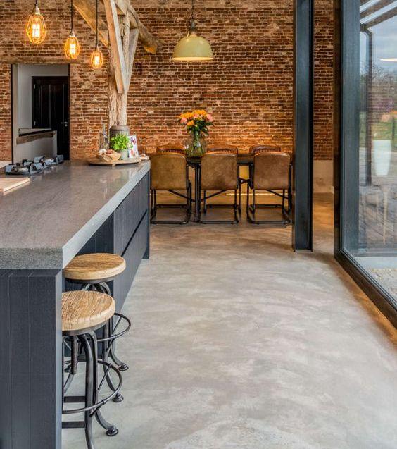 48+ Sol cuisine beton cire inspirations