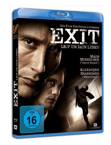 Exit Lauf um dein Leben * IMDb Rating: 5,7 (799) * 2006 Sweden * Darsteller: Mads Mikkelsen, Alexander Skarsgård, Samuel Fröler,