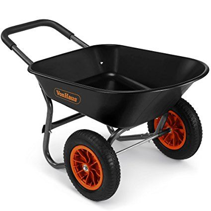78l Wheelbarrow Wheelbarrow Heavy Duty Wheelbarrow Garden Tools