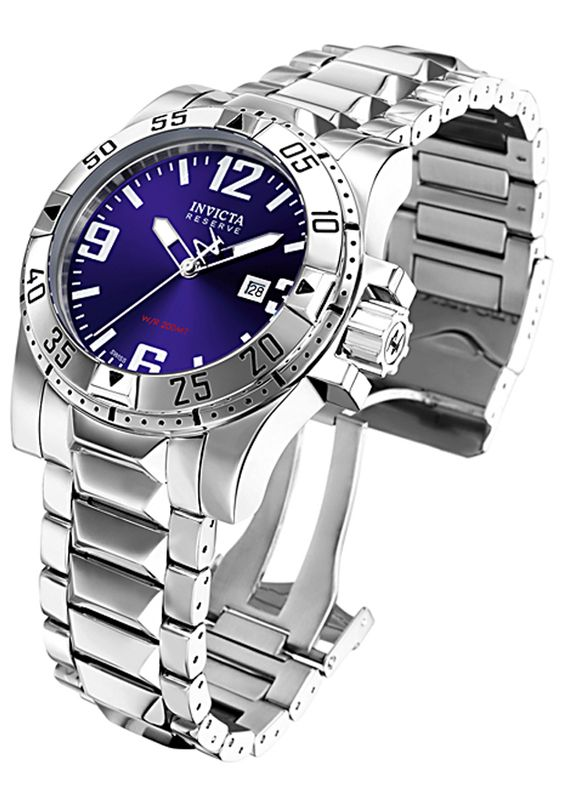 Price:$399.99 #watches Invicta 5673, The Invicta makes a bold statement with its intricate detail and design, personifying a gallant structure. It's the fine art of making timepieces.