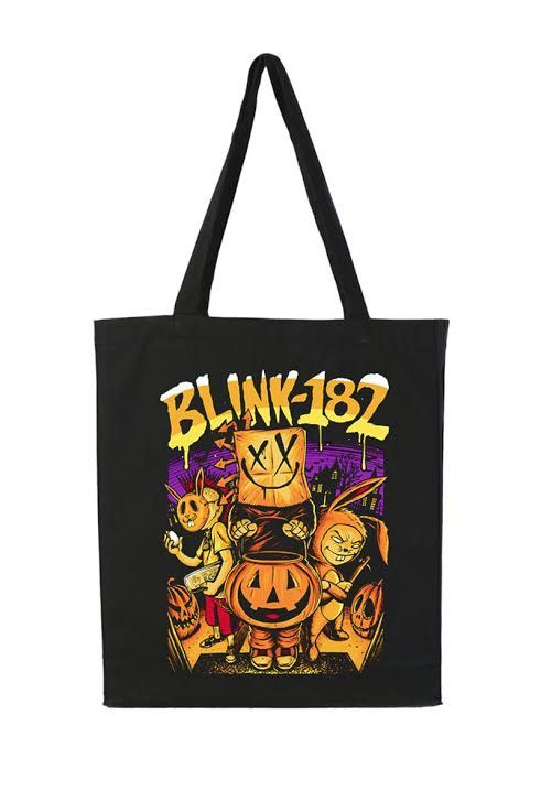 Trick or Treaters Tote from blink-182 Merch