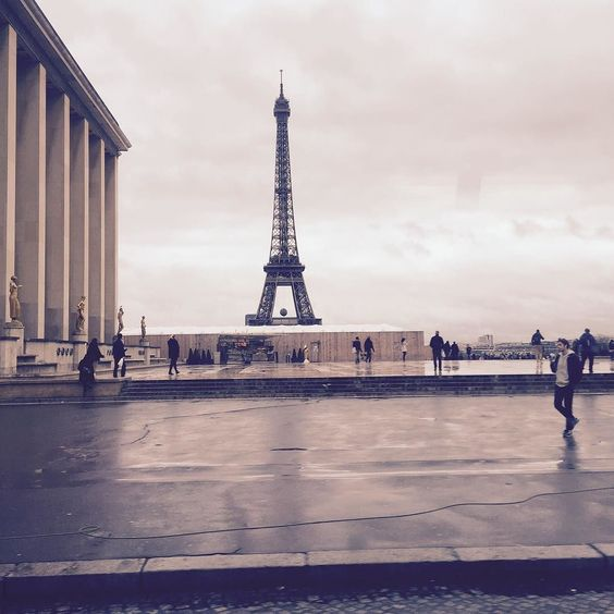 #Paris # by moodyge