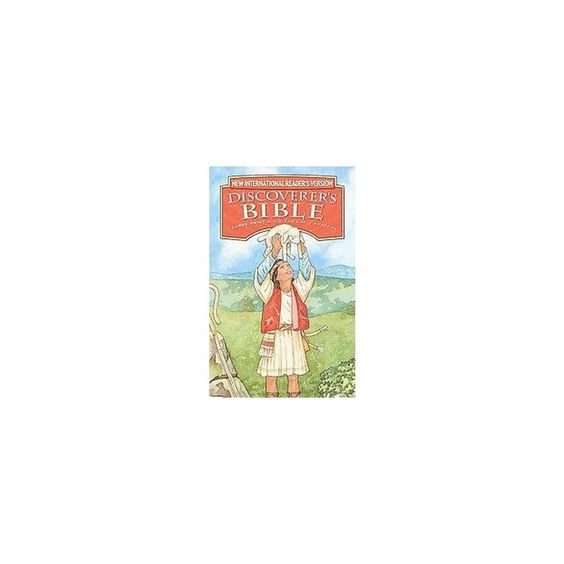 Discoverer's Bible for Early Readers (Large Print) (Hardcover)