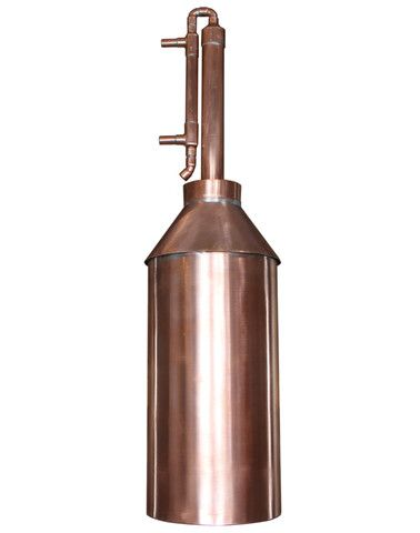 how to build a copper moonshine still