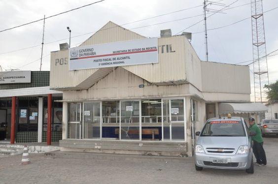 A diretoria do Sindifisco-PB está se dirigindo, neste momento, ao posto fiscal de Alcantil, na 3ª Gerência Regional, que sofreu assalto na madrugada desta ...
