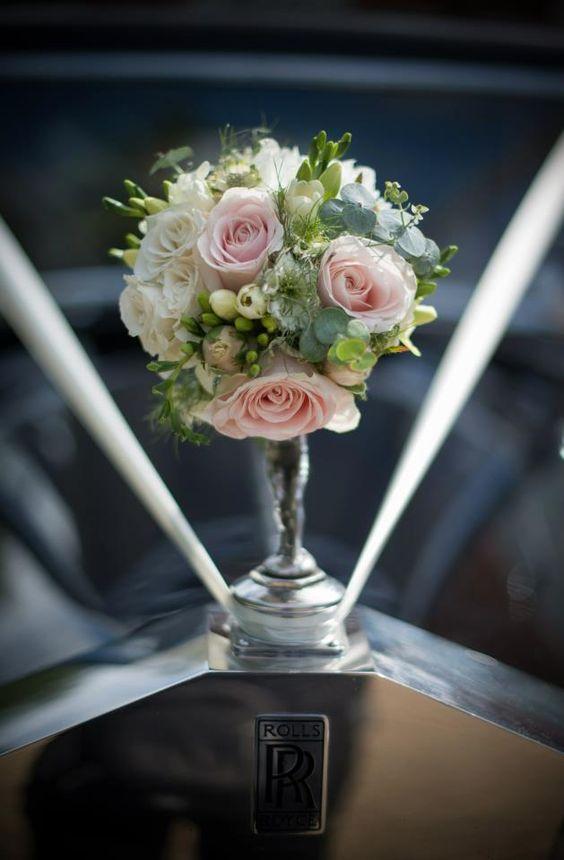Wedding Car Bouquet