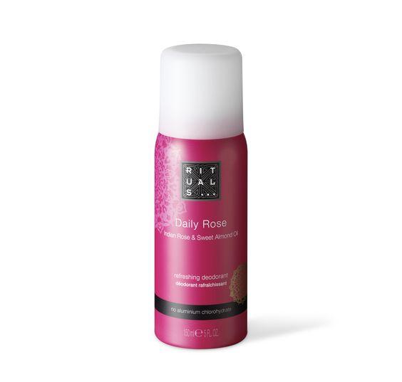 Deodorant without aluminium chlorohydrate