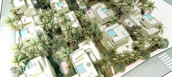 Housing units, © BOM architecture