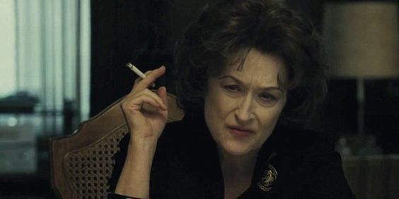 August- Osage County Meryl Streep