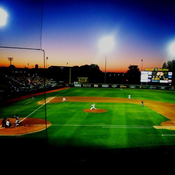 #Baylor baseball!