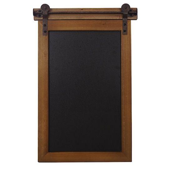 Buy The Chalkboard Barn Door By Studio Decor At Michaels Barn Door Interior Barn Doors Modern Sliding Barn Door