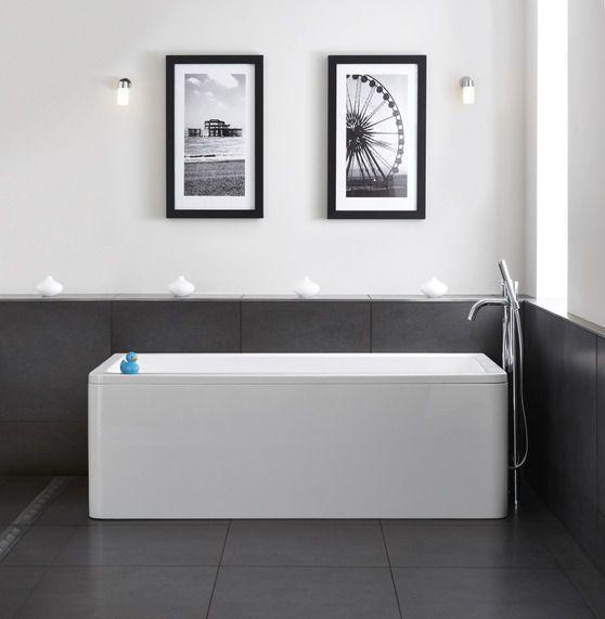 Hush Back To Wall Bath   bathstore. Hush Back To Wall Bath   bathstore   sandy lane bathroom