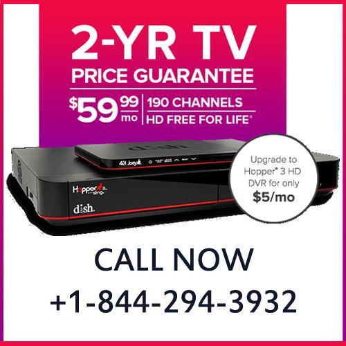 Dish Network Phone Number +1-844-294-3932 Get Best Deals & Discount