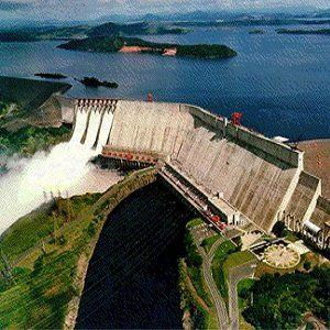 Represa de Guri. Estado Bolivar