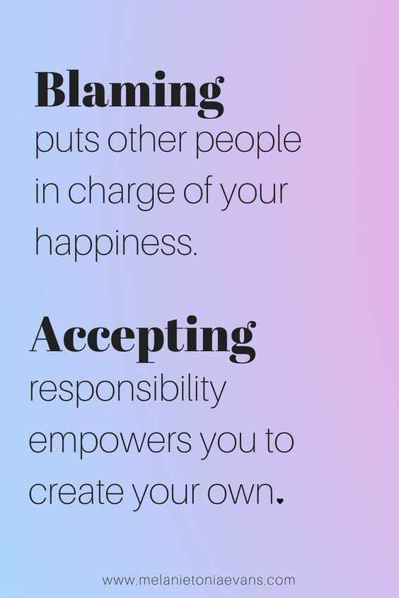 Growth Comes From Accepting Responsibility Be Yourself Quotes Quotes Lovers Quotes