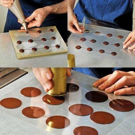 Fabrication des Delicia #chocolatier, #artisan, #boutique