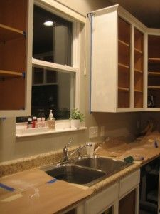 This is exactly like my tiny galley layout with stove, etc. adjacent to sink.  Just wanted it on this board to help visualize with pics.